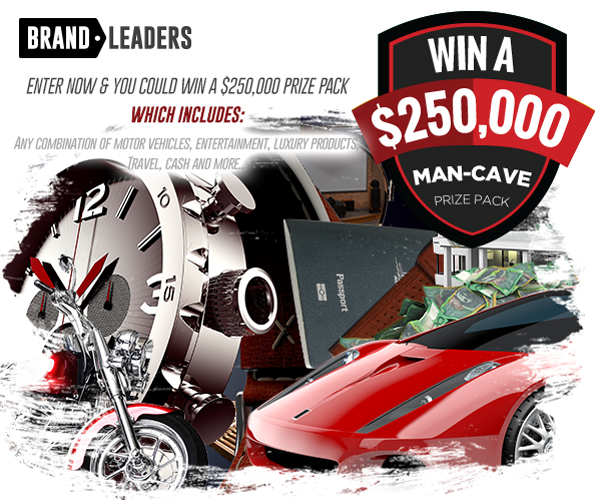 Man-Cave Prize Pack