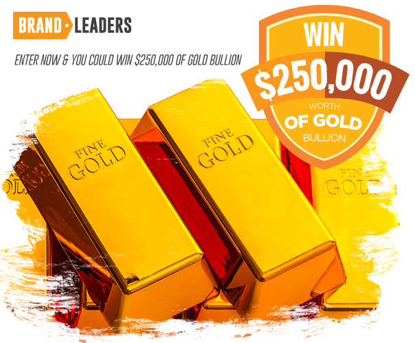 $250K Gold Bullion Prize Pack