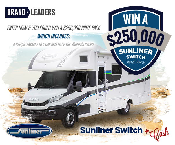 Win an Epic $250,000 Sunliner Switch Prize Pack